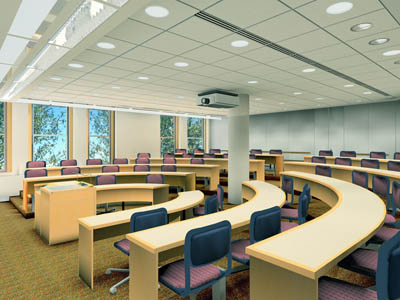 General Contractor for Education in Dallas